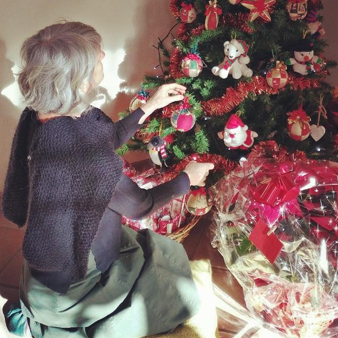 Cinzia Pedrani-Io e il Natale